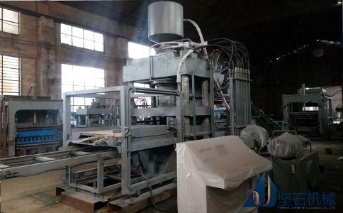 QMJ8-15砌块砖机