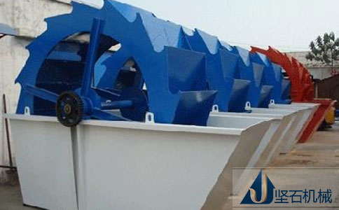 坚石洗砂机设备生产厂家