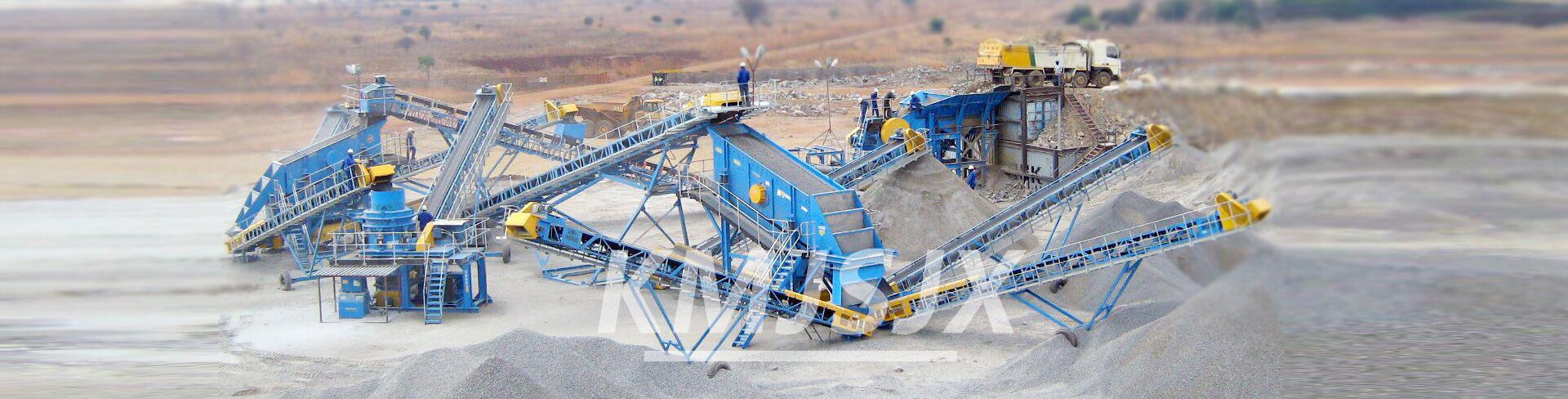 坚石机械专业的矿山设备生产企业