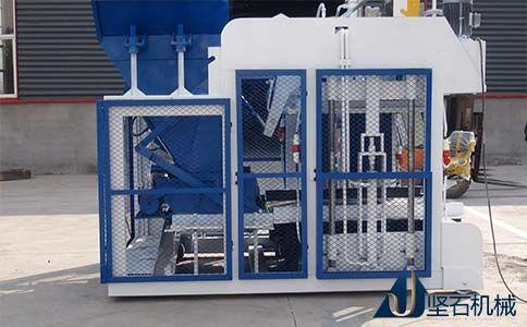 QMJ4-40型半自动空心砖机
