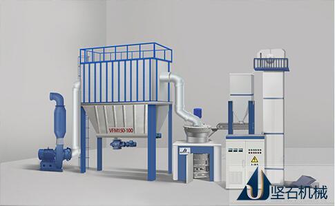 VFM超细磨粉机