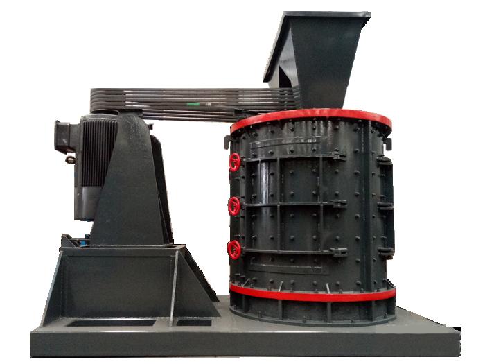 立轴式重型制砂机